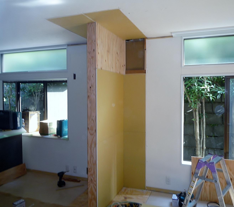 室内耐力壁増設
