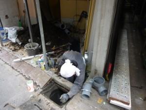 排水管改修
